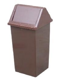 A011 双面翻盖垃圾桶